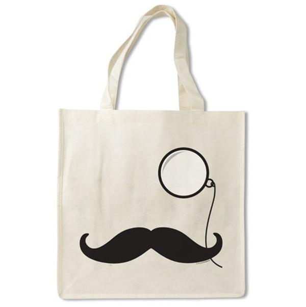 bag moustache