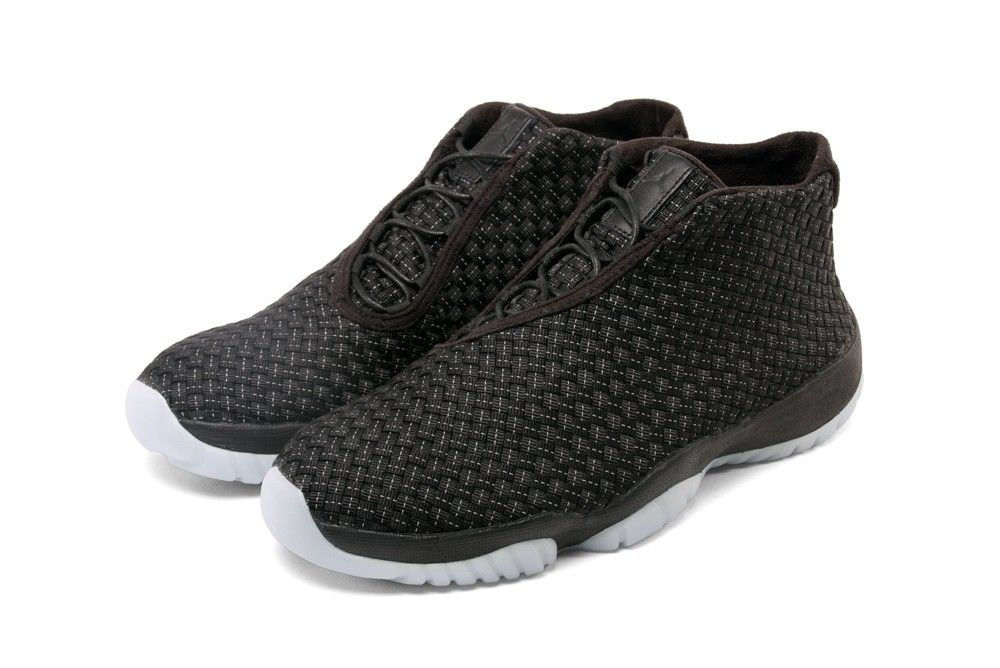 2014 Nike Air Jordan Future Premium SZ 9 Glow In The Dark Black 3M 652141-003 | eBay
