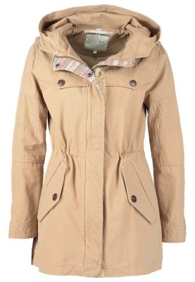 MKT Studio HELEY - Parka - beige - Zalando.co.uk