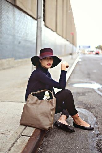 bag blogger natalie off duty