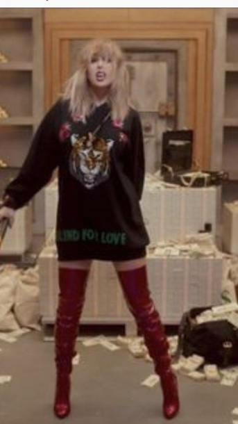 sweater reputation lwymmd blind for love taylor swift