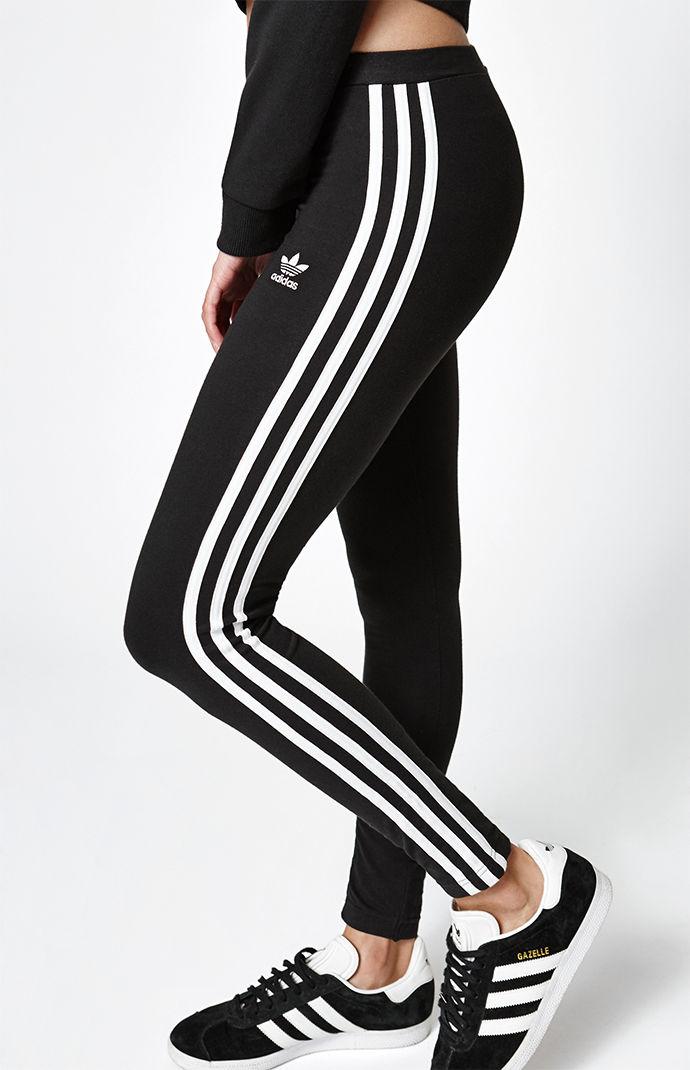 29e6915415fc adidas 3-Stripes Leggings at PacSun.com
