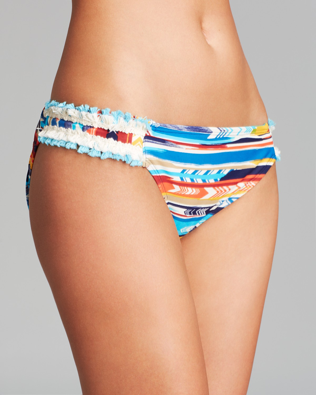 Lucky Brand Guatemala Beach Bikini Bottom | Bloomingdale's