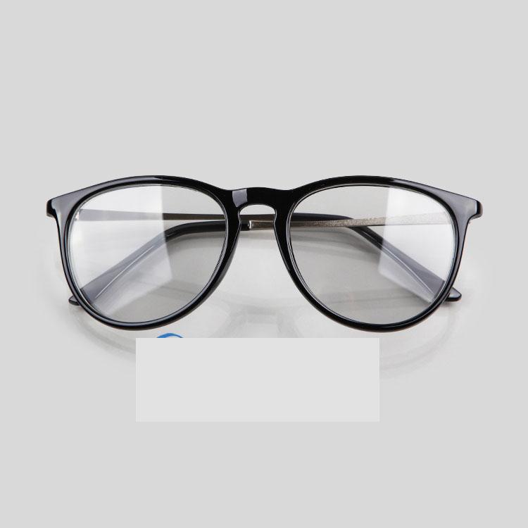 NEW 2015 Women Retro Round Eyeglass Optical Fashion Round Plain ...