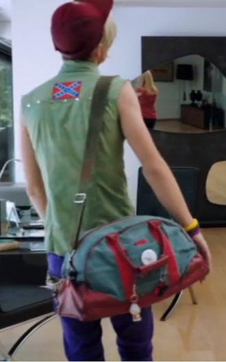 bag movie sports bag shoulder-bag