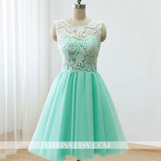 dress ireland mint dress lace dress confirmation