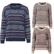 cropped wool jumper aztec | eBay