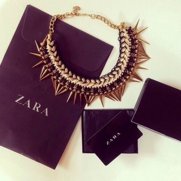 jewels necklace jewel zara necklace zara cute jewel