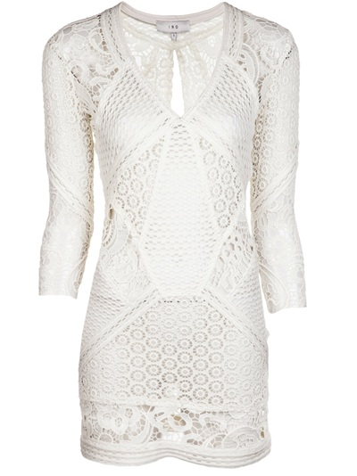Iro Rovea Cut-out Dress -  - Farfetch.com