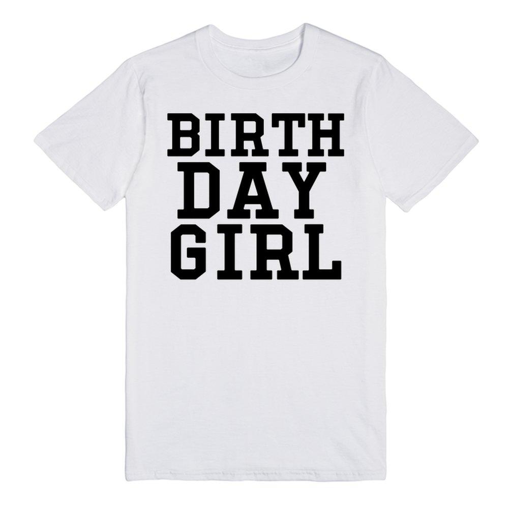 BIRTH DAY GIRL CUTE BIRTHDAY SHIRT