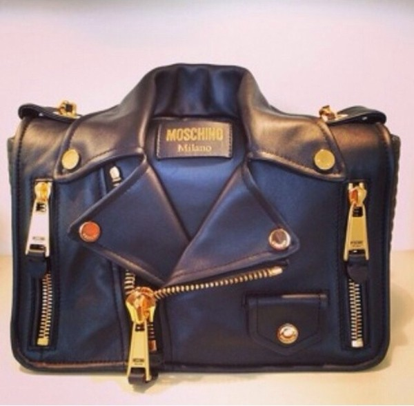 bag moschino jacket dope wishlist