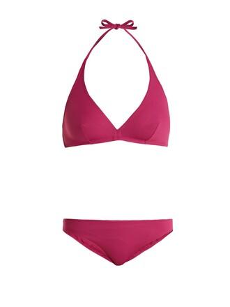 bikini pink swimwear
