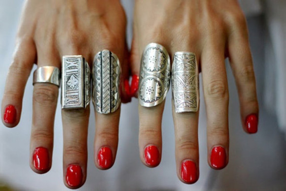 ring armor ring jewels aztec bague silver ring silver oversized tumblr oversize bag