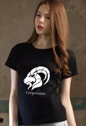 top,zodiac sign top,zodiac sign tshirt,black top,crop tops,horoscope,zodiac,zodiac sign,t-shirt dress,women t shirts,women tshirts