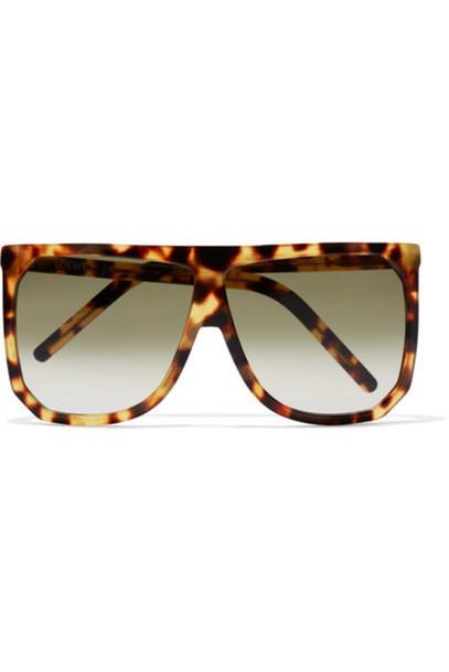 Loewe - Filipa D-frame Acetate Sunglasses - Tortoiseshell