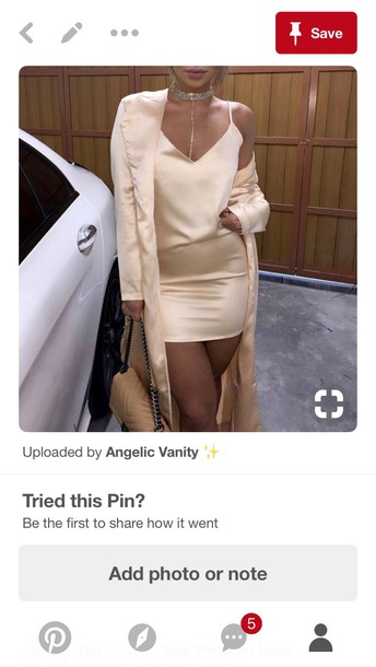 Cocktail Dresses Pinterest-Gold