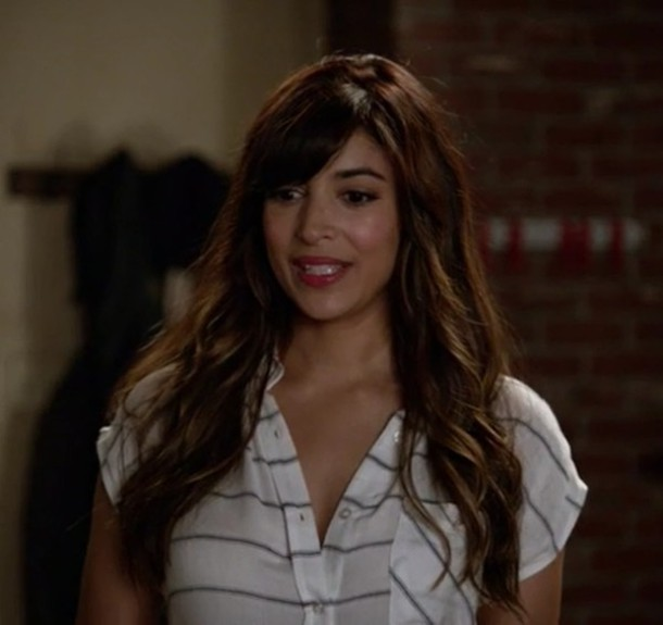 Agree, Cece from new girl commit