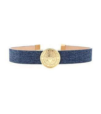 denim blue jewels
