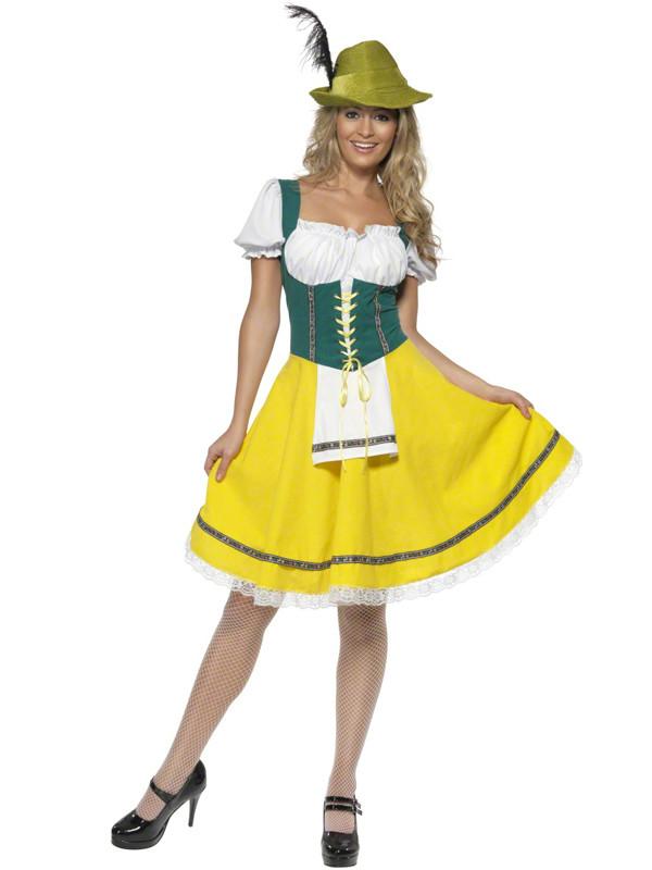 dress halloween costume dirndl