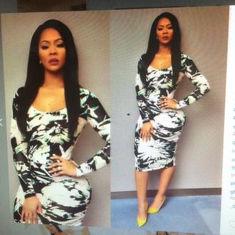 dress floral dress printed dress