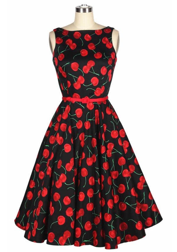 50s style 50s style vintage dress 50s dress print print dress prom dress eveing dress vintage 60s style 70s style