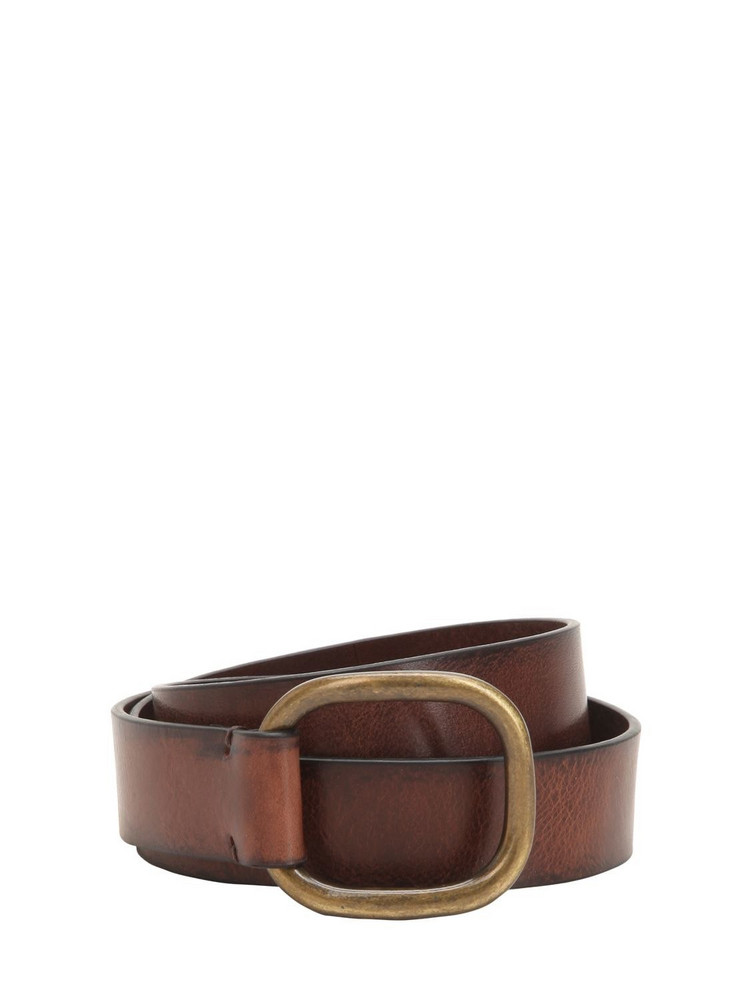 DSQUARED2 35mm Leather Belt in brown