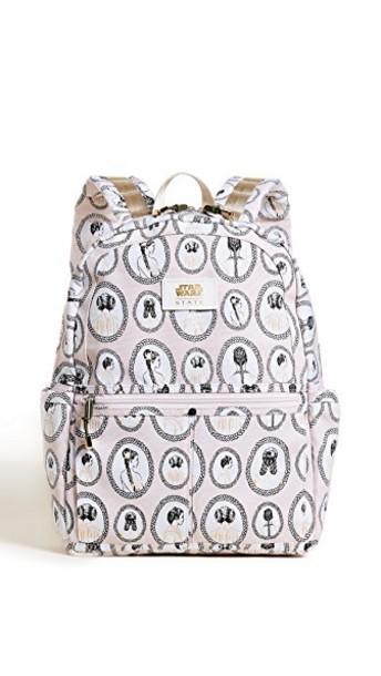 STATE princess backpack pink bag