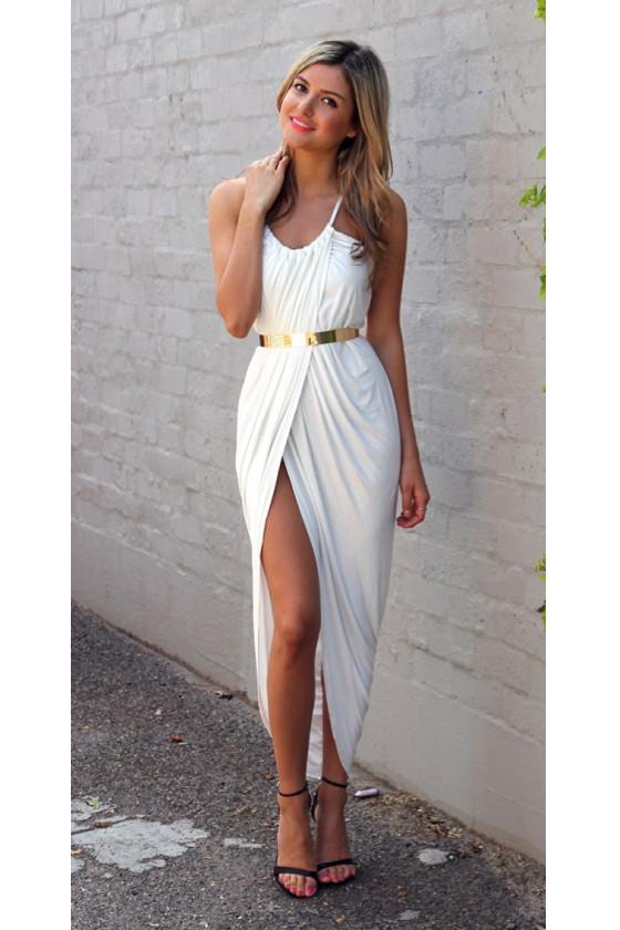 pre-order - zoe dress - white | Esther clothing Australia and ...