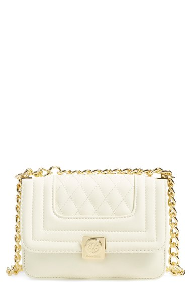 CXL by Christian Lacroix 'Galaxie' Quilted Convertible Crossbody Bag | Nordstrom
