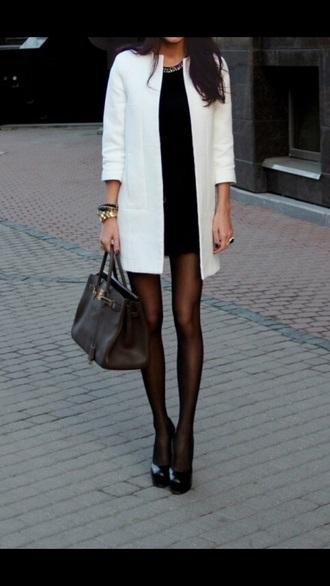 dress black black dress little black dress tumblr outfit tumblr shirt style fashion top sweater blazer coat