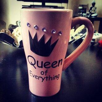 jewels mug queen coffee