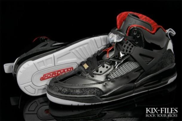 best sneakers c0cf9 01752 shoes jordan spizike black varsity red stealth