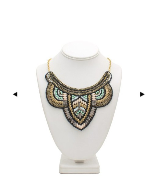 jewels tribal necklace