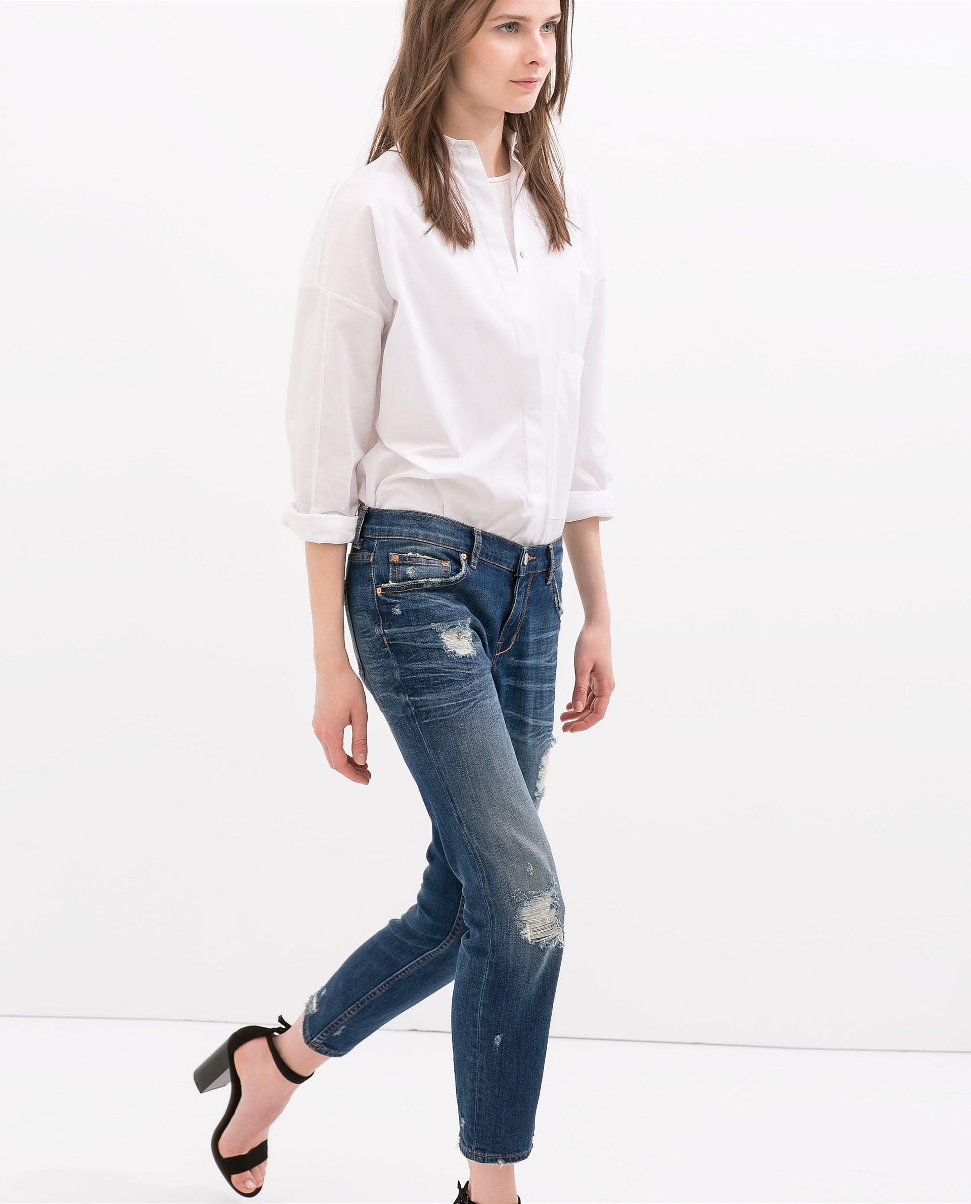 Relaxed Fit Jeans For Women - Xtellar Jeans