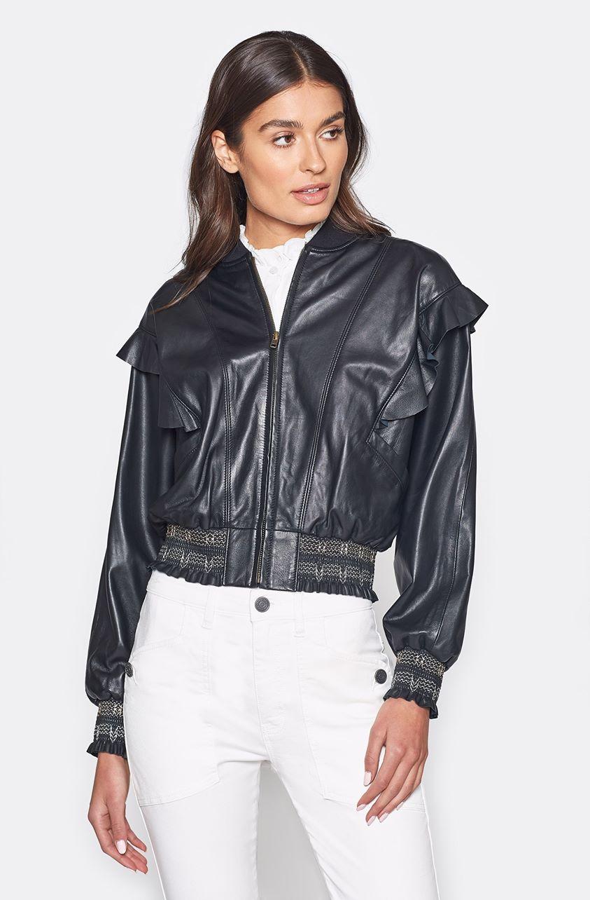 Temis B Leather Jacket