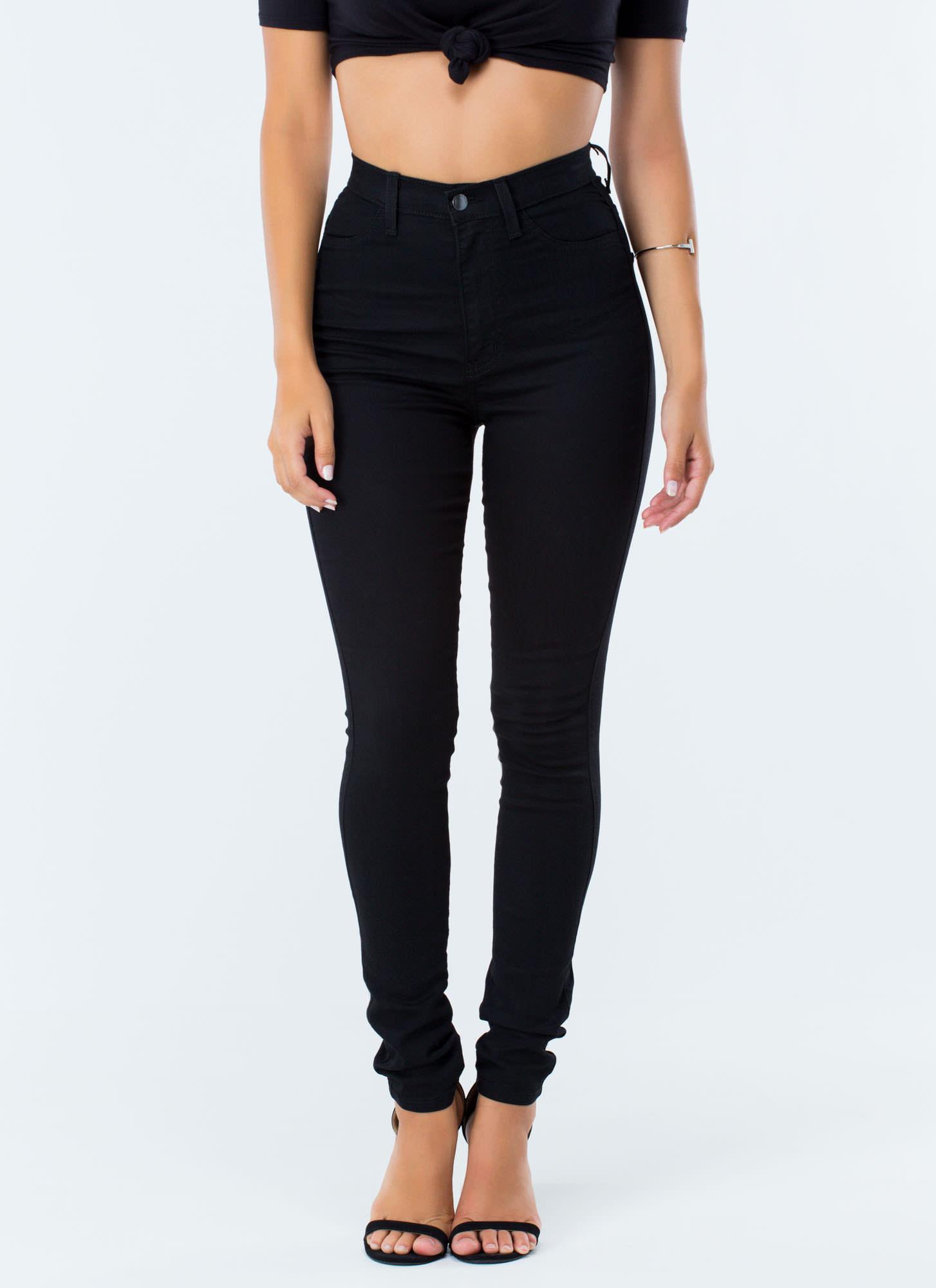 Perfect Skinny Jeans GoJane.com