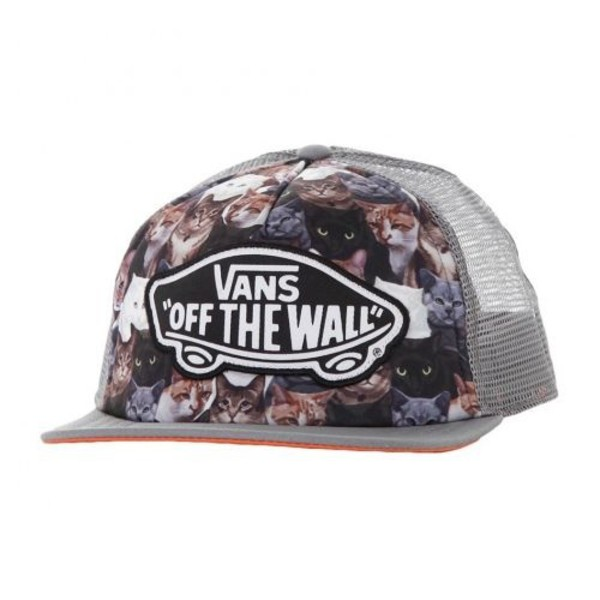 cats cap vans hat