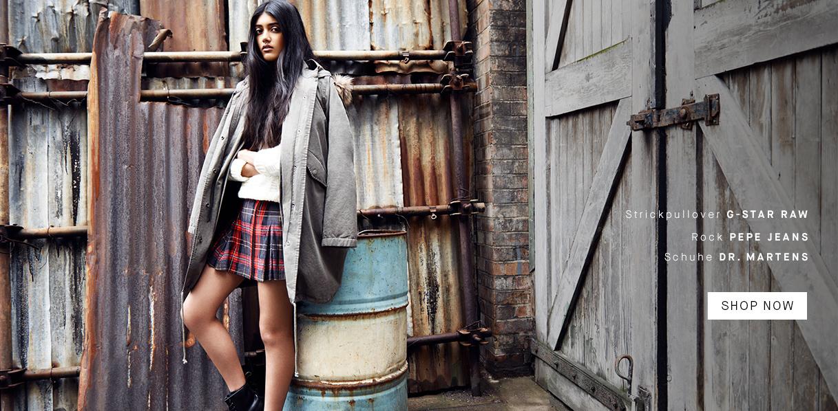 Hot and new! Entdecke die neuesten Modeartikel und Looks der Saison
