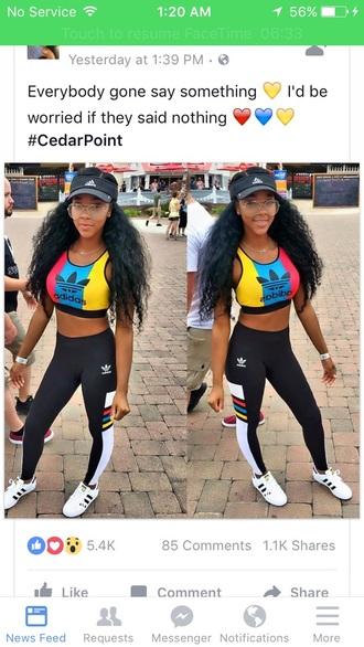 adidas adidas sports bra sports bra sportswear