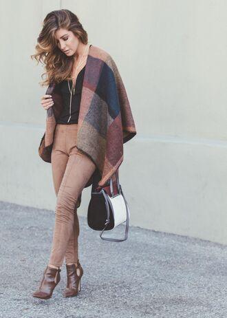 le fashion monster blogger bag tank top leggings jewels shoes scarf