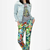 Cute Floral Print Pants - Cropped Pants - $44.00