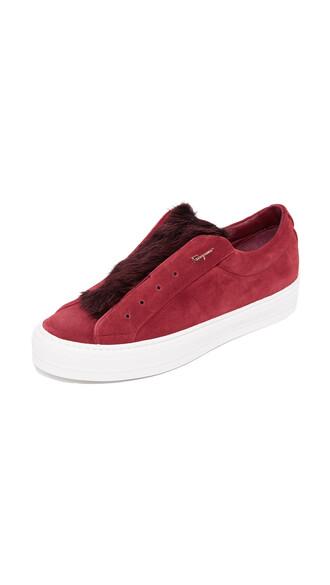 fur sneakers fur sneakers shoes