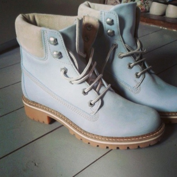 Timberland Boots Mint