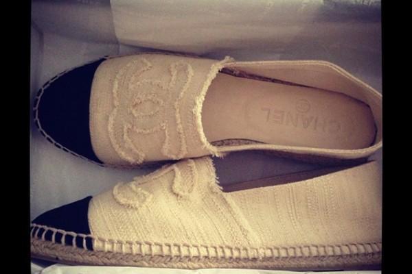 shoes chanel espadrilles espadrilles