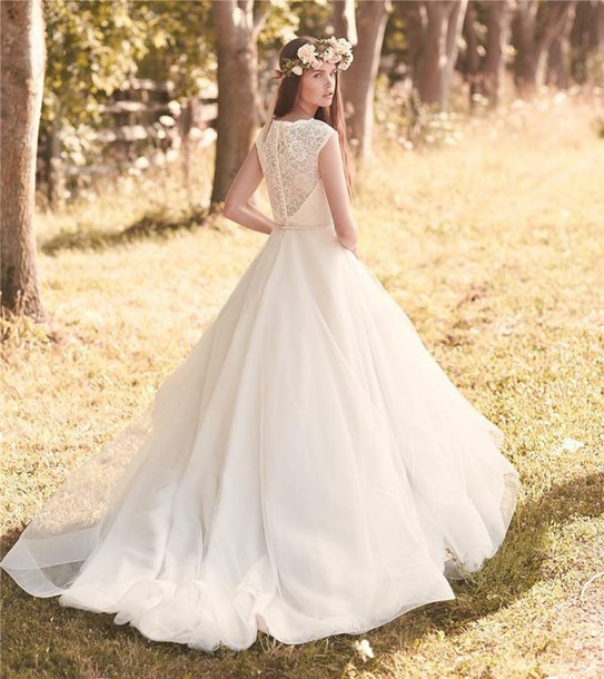 dress, 2016 mikaella bridal, a line wedding dresses, plus ...