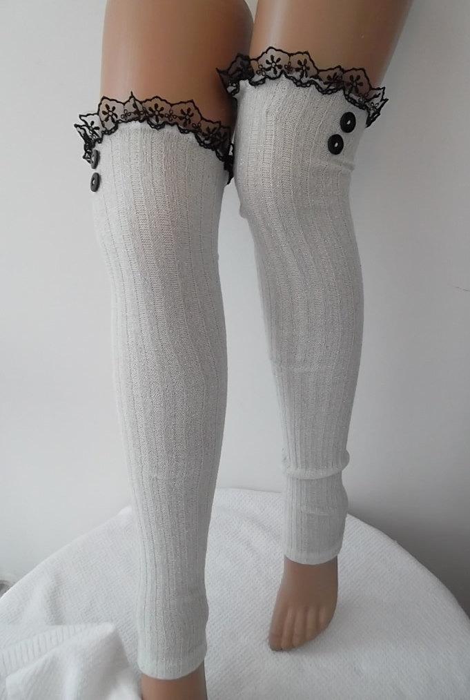 Women's leg warmers socks christmas gift ideas fashion accessories