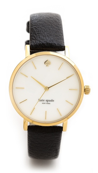Kate Spade New York Classic Metro Watch | SHOPBOP