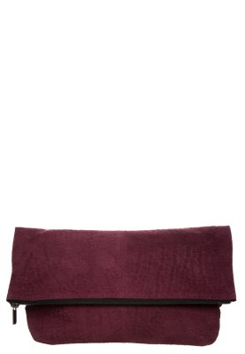 topshop clutch burgundy. Black Bedroom Furniture Sets. Home Design Ideas