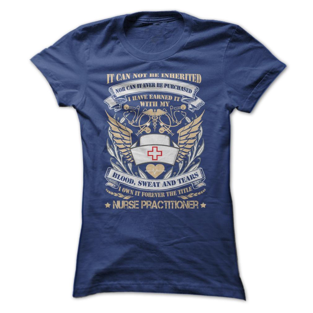 I Am A Nurse Practitioner T-Shirt & Hoodie