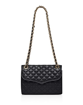 Rebecca Minkoff Shoulder Bag - Quilted Mini Affair | Bloomingdale's